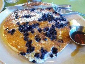 GF Blueberry Pancake HEAVEN
