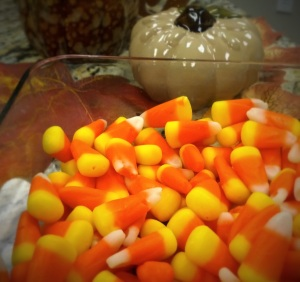 candy corn is my down fall