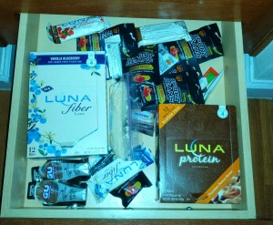 snack drawer