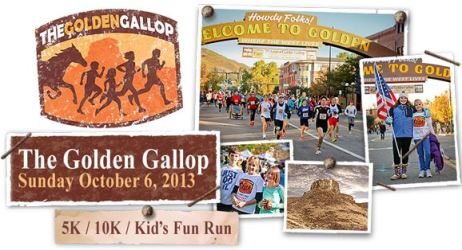 Golden Gallop 2013