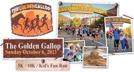 Golden Gallop 2013