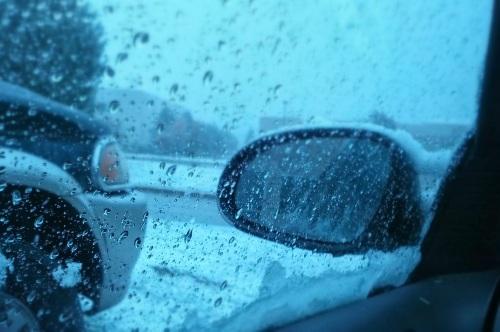 october snow fall