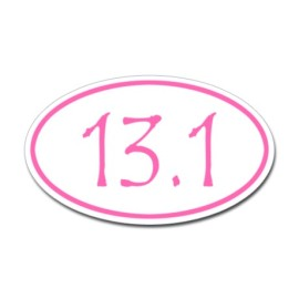 13.1 bumper sticker