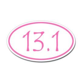 13.1 bumper sticker