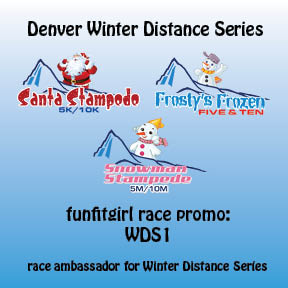 Winter Distance Series Race Promo